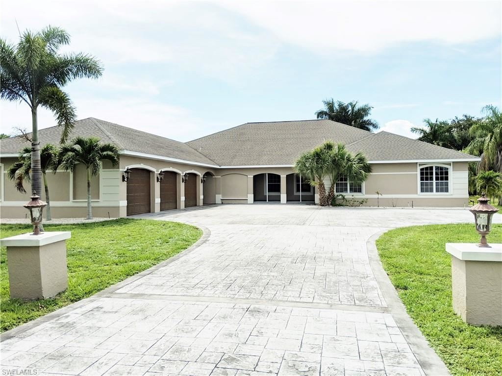 1439 Rose Garden Road, Cape Coral, FL 33914 - #: 220011071