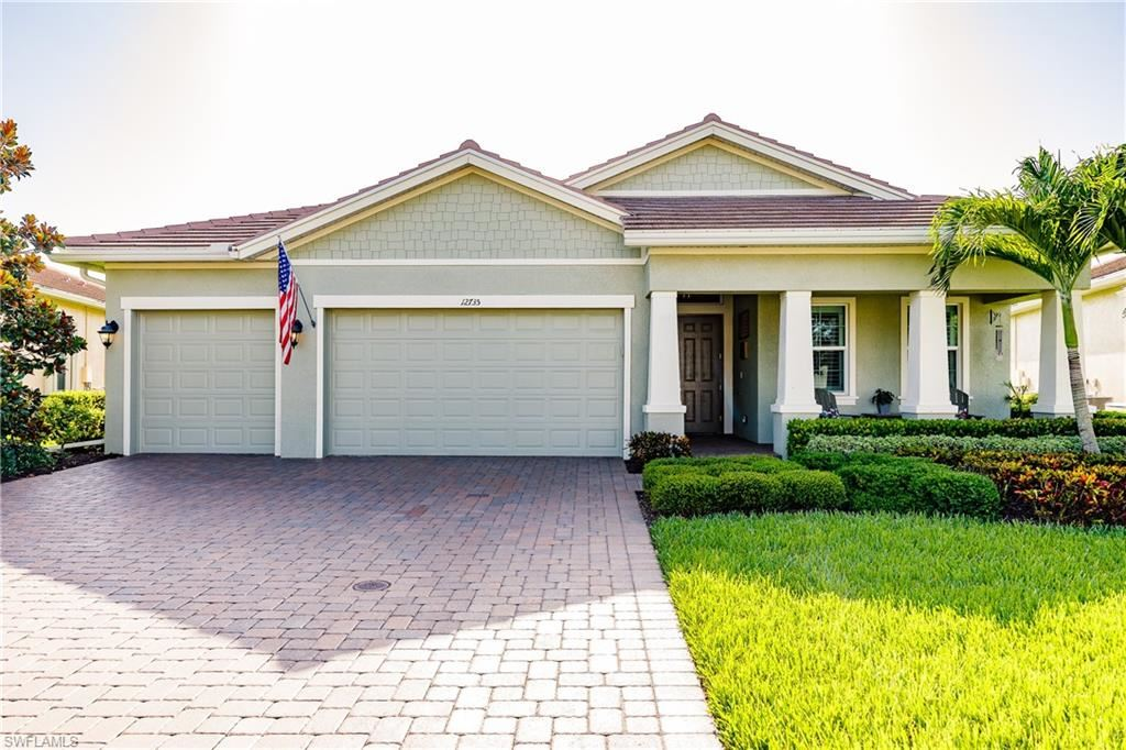 12735 Fairway Cove Court, Fort Myers, FL 33905 - #: 220040071