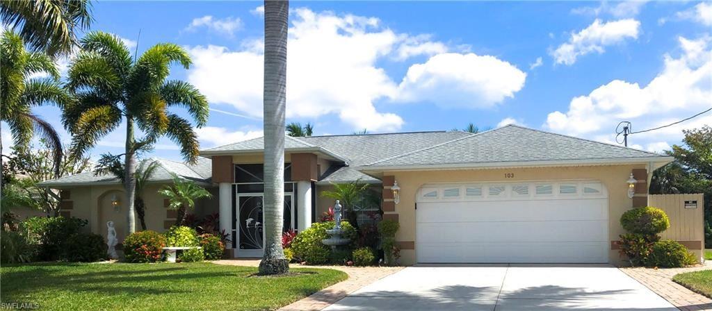 103 SE 15th Avenue, Cape Coral, FL 33990 - #: 221029080