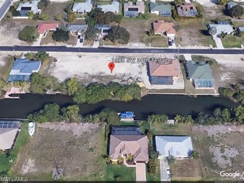 Photo of 1908 SW 30th TER, CAPE CORAL, FL 33914 (MLS # 219012081)