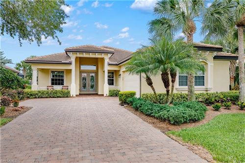 Photo of 13496 Citrus Creek Court, FORT MYERS, FL 33905 (MLS # 220034083)