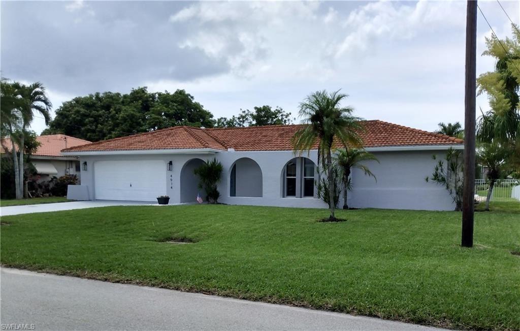 4914 Sorrento Court, Cape Coral, FL 33904 - #: 221063083