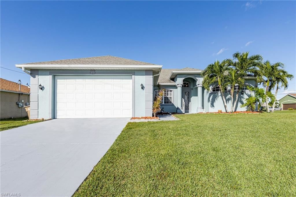 307 NW 10th Street, Cape Coral, FL 33993 - #: 221004084