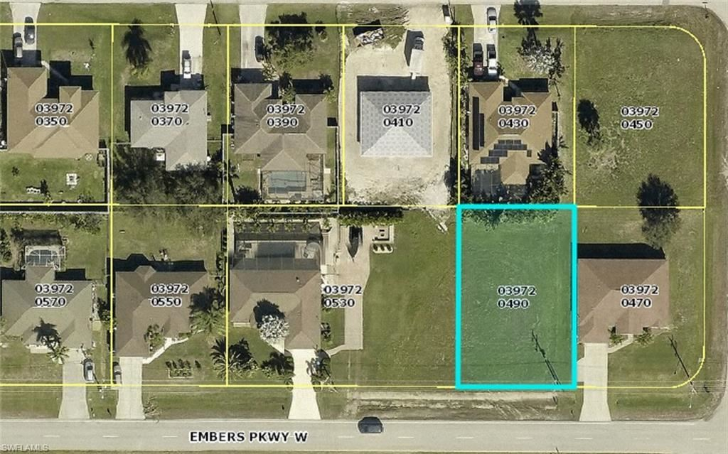 Photo of 2429 Embers Parkway W, CAPE CORAL, FL 33993 (MLS # 220050085)