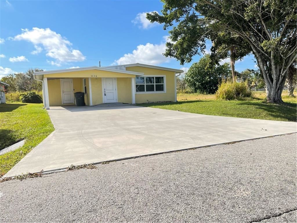 3436 Jeffcott Street, Fort Myers, FL 33916 - #: 221007090