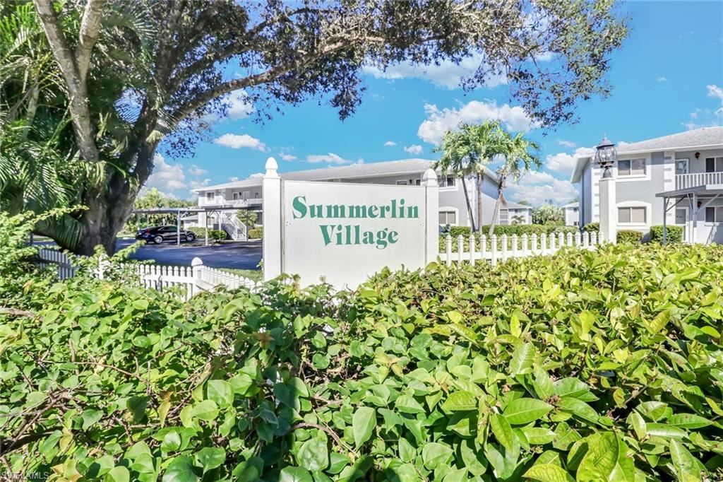 8170 Summerlin Village Circle #606, Fort Myers, FL 33919 - #: 220046103