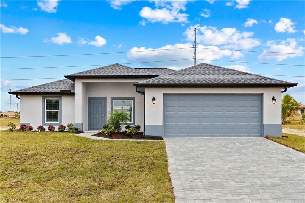 606 NE 16th Terrace, Cape Coral, FL 33909 - #: 221034109