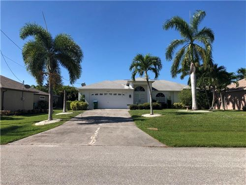 Photo of 3038 SW 27th Place, CAPE CORAL, FL 33914 (MLS # 221074116)