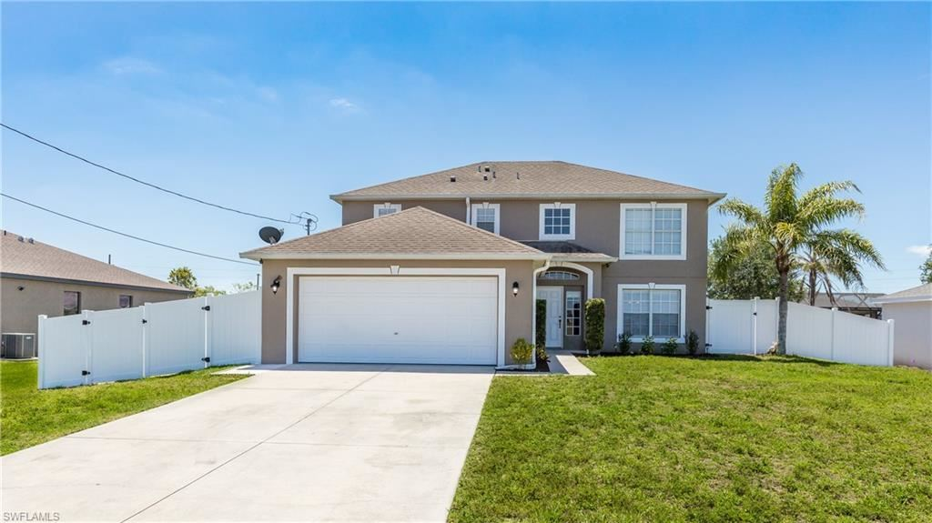 432 NW 1st Lane, Cape Coral, FL 33993 - #: 221032123