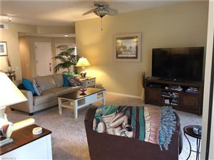 Photo of 9161 Bayberry BEND 102 #102, FORT MYERS, FL 33908 (MLS # 219034125)