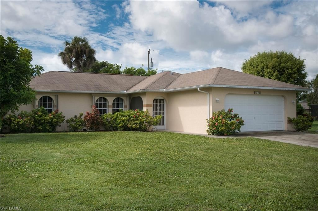 1806 NE 2nd Street, Cape Coral, FL 33909 - #: 221066128