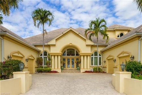 Photo of 11330 Longwater Chase Court, FORT MYERS, FL 33908 (MLS # 220005131)
