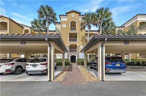 Photo of 17971 Bonita National Boulevard #635, BONITA SPRINGS, FL 34135 (MLS # 221044132)