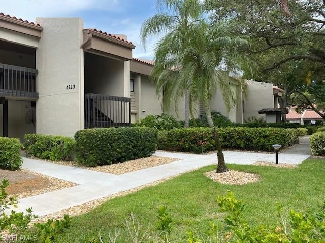 Photo of 4220 Steamboat Bend #201, FORT MYERS, FL 33919 (MLS # 220061132)