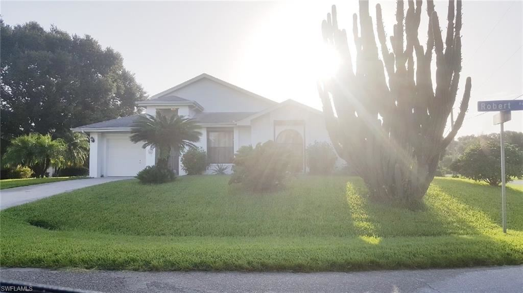 606 Robert Avenue, Lehigh Acres, FL 33936 - #: 220012133