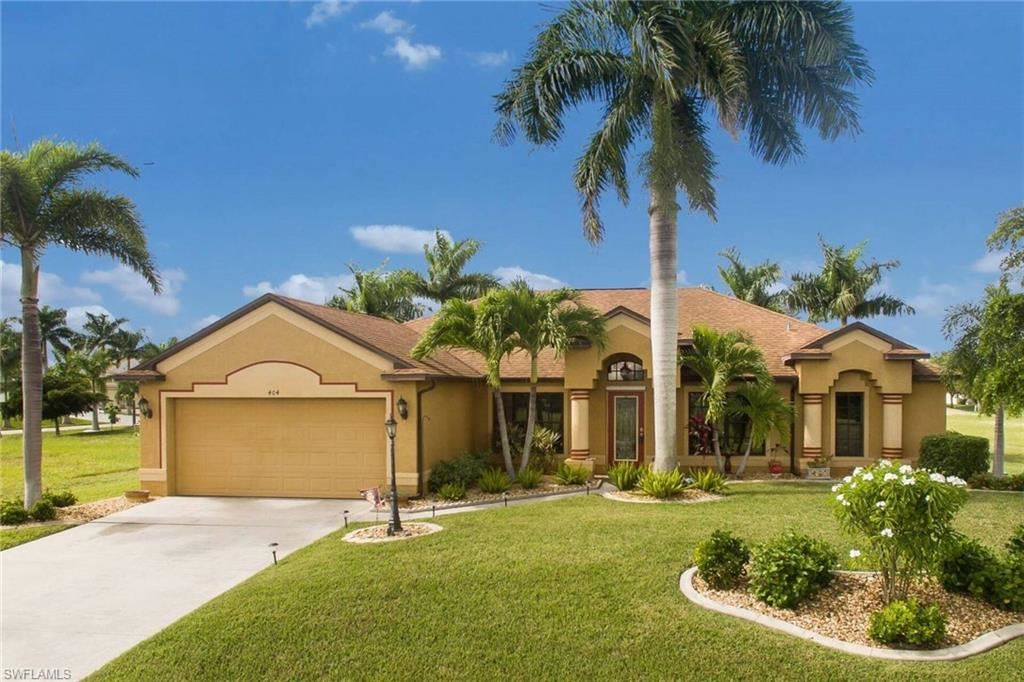 404 NW 35th Place, Cape Coral, FL 33993 - #: 220068133