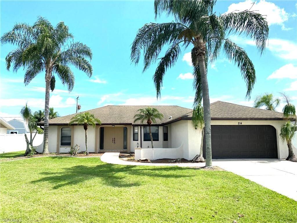 214 SW 32nd Terrace, Cape Coral, FL 33914 - #: 221054134