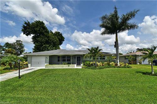 Photo of 801 Monet Street, LEHIGH ACRES, FL 33936 (MLS # 221065138)