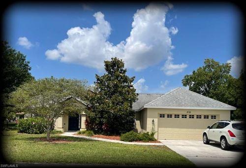 Photo of 578 Charwood Avenue S, LEHIGH ACRES, FL 33974 (MLS # 221029141)