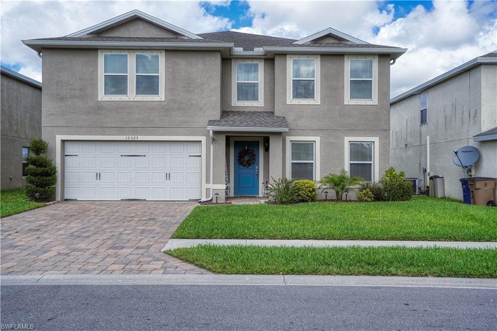 10325 Canal Brook Lane, Lehigh Acres, FL 33936 - #: 220073142