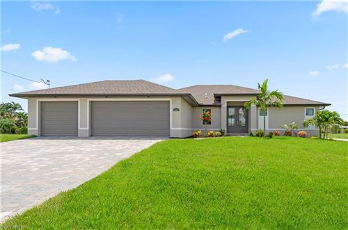 Photo of 2922 country club Boulevard, CAPE CORAL, FL 33904 (MLS # 219078144)