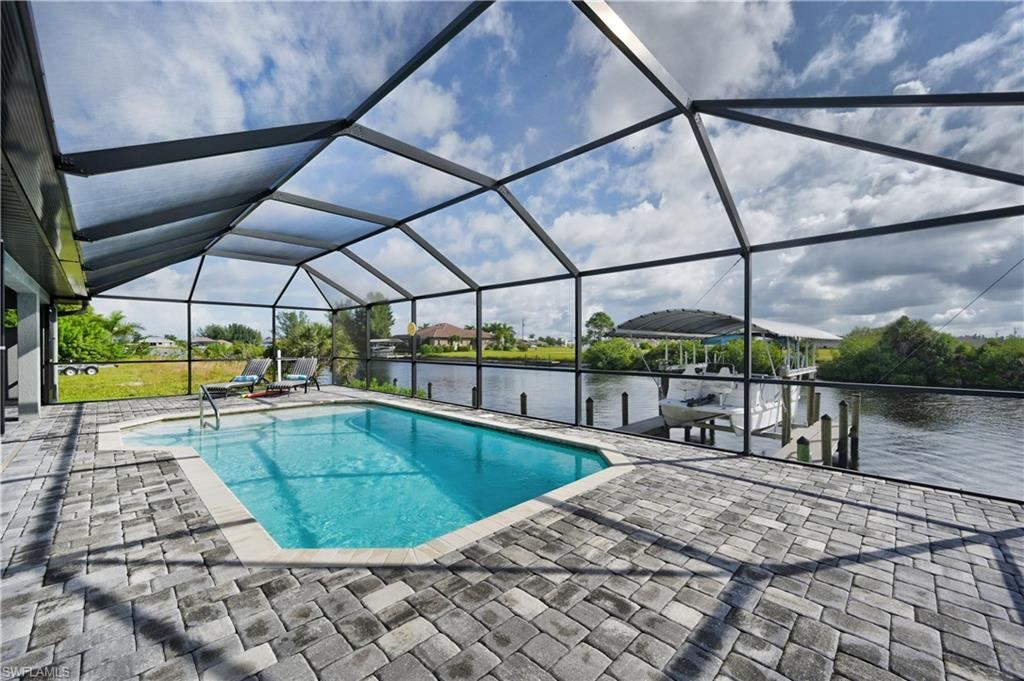 3221\/3225 NW 46th Avenue, Cape Coral, FL 33993 - #: 221072145