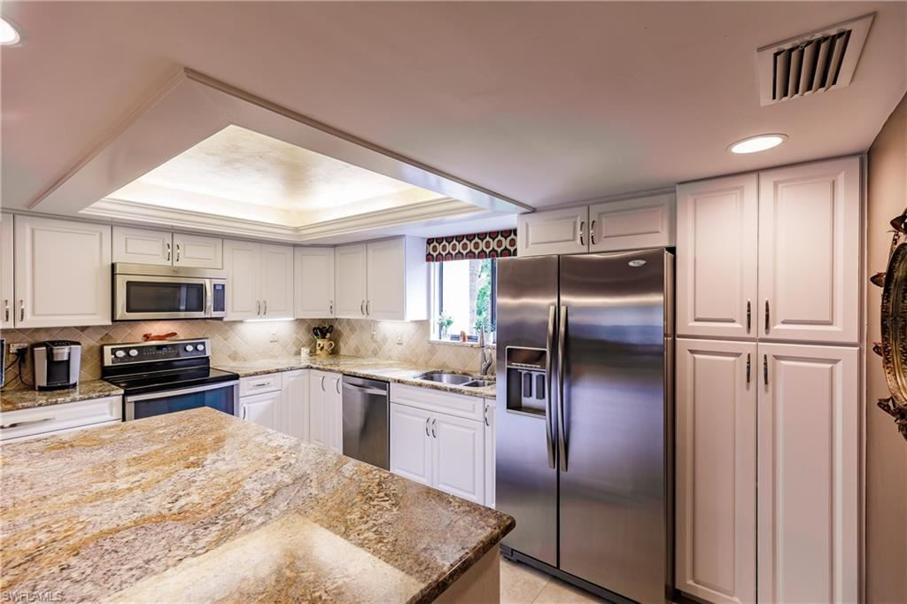 Photo of 4391 Foremast Court #2D, FORT MYERS, FL 33919 (MLS # 220004146)