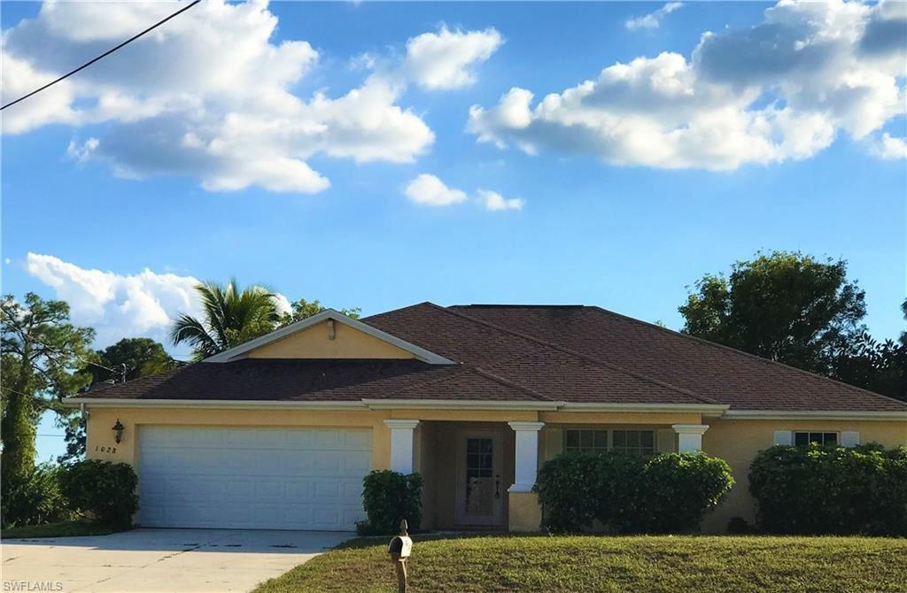 1028 Embers Parkway W, Cape Coral, FL 33993 - MLS#: 219083153