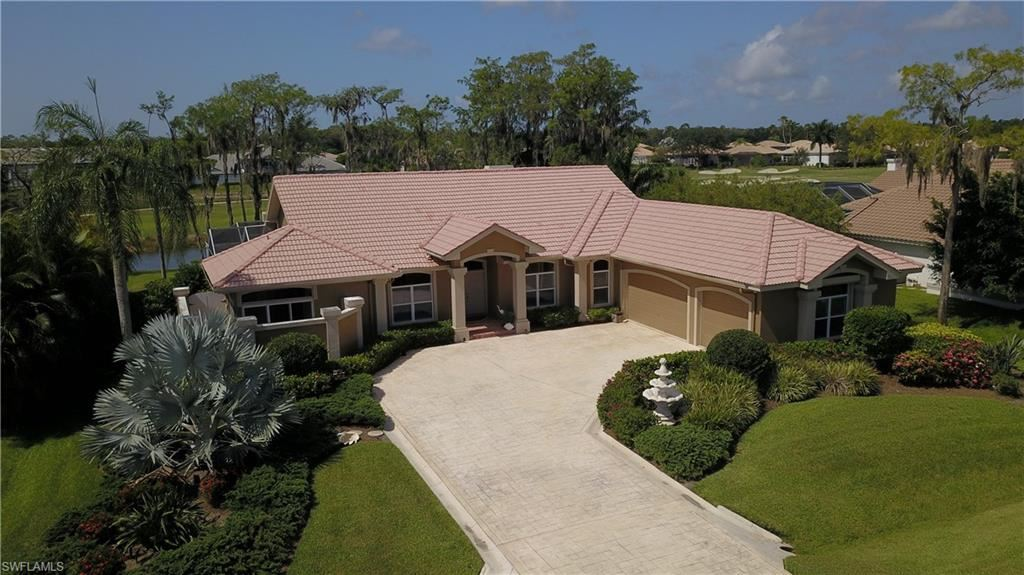 8100 Glenfinnan Circle, Fort Myers, FL 33912 - #: 220033156
