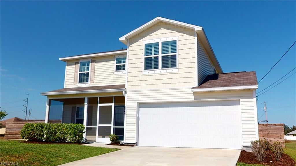 2200 NE Juanita Place, Cape Coral, FL 33909 - #: 221031167