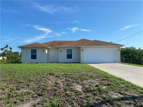 Photo of 2916 20th Street SW, LEHIGH ACRES, FL 33976 (MLS # 220034169)
