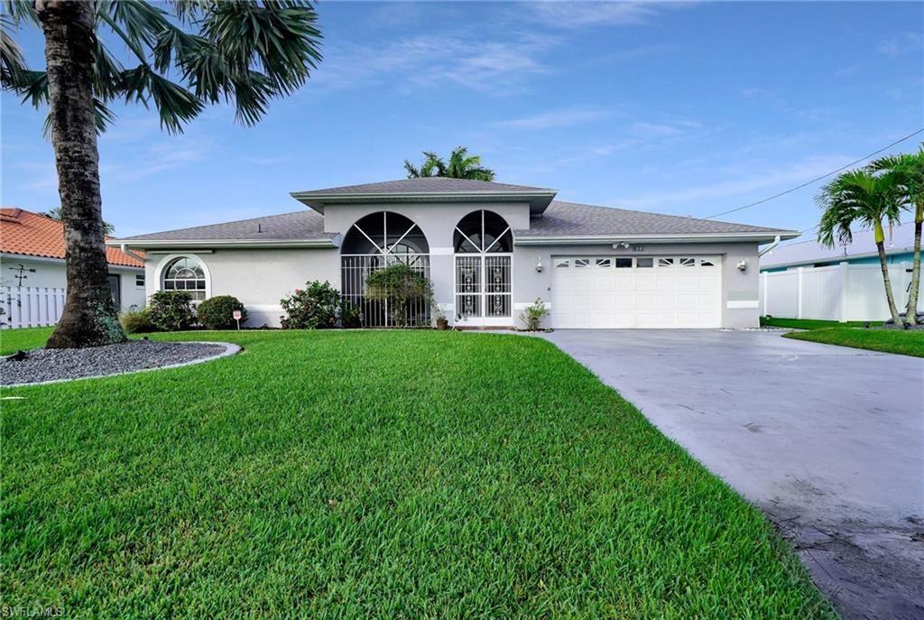 800 SW Santa Barbara Place, Cape Coral, FL 33991 - #: 220072172