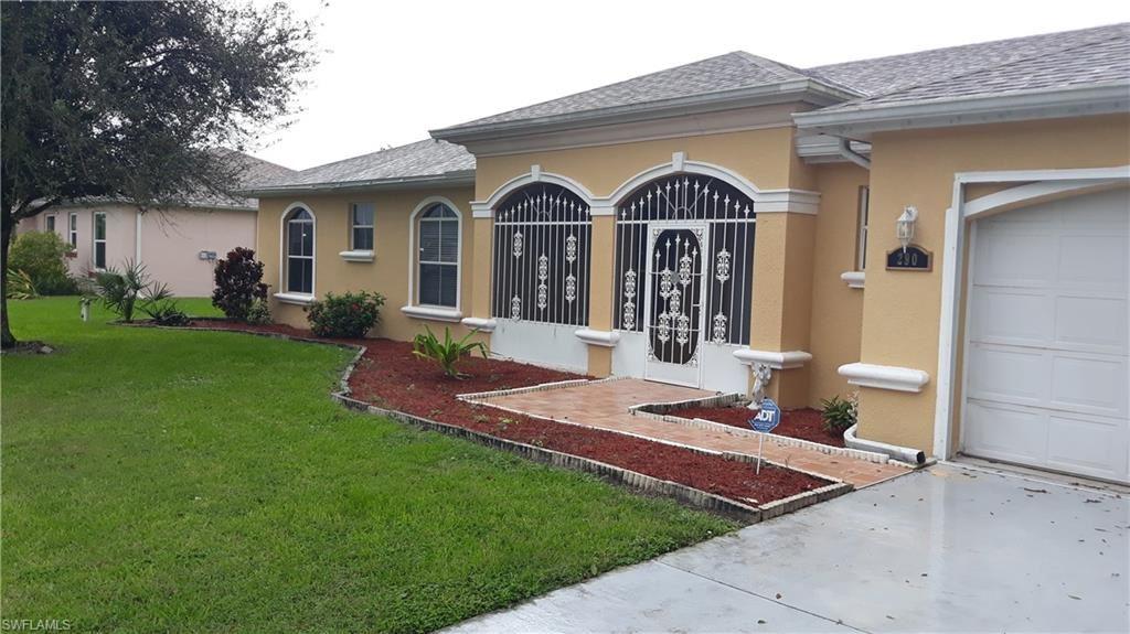 290 Justene Circle, Lehigh Acres, FL 33936 - #: 220072175