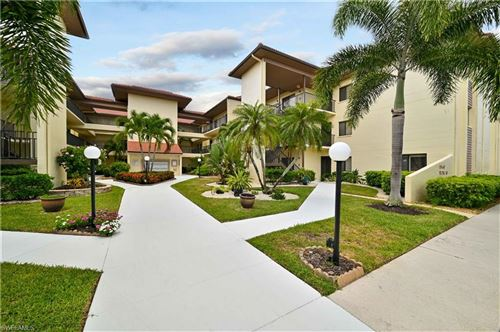 Photo of 11140 Caravel Circle #204, FORT MYERS, FL 33908 (MLS # 220045176)