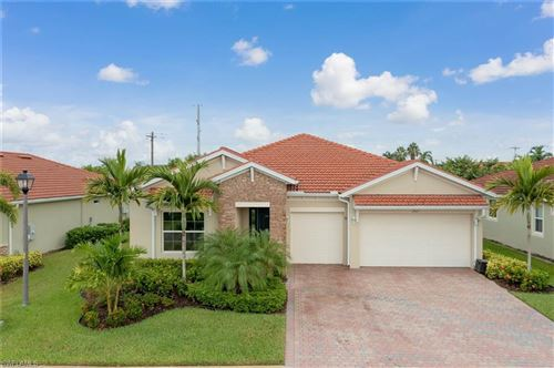 Photo of 2845 Sunset Pointe Circle, CAPE CORAL, FL 33914 (MLS # 221074176)