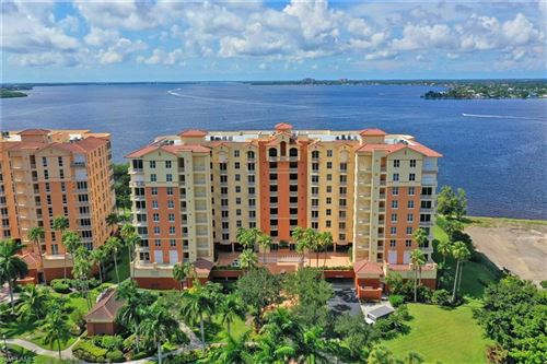 Photo of 14200 Royal Harbour Court #502, FORT MYERS, FL 33908 (MLS # 219063177)