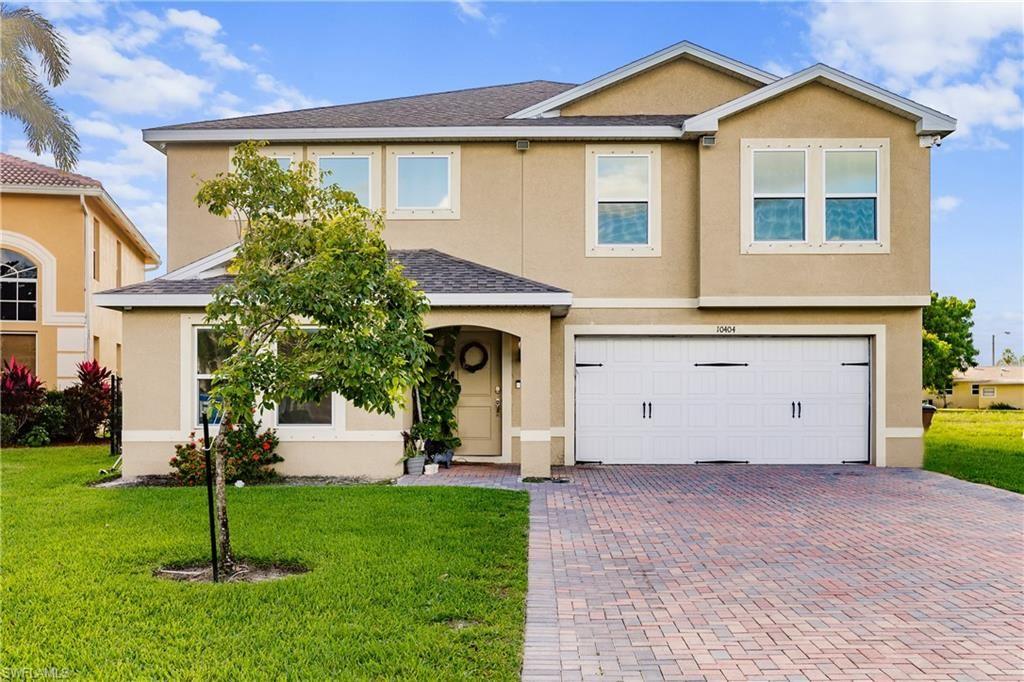 10404 Canal Brook Lane, Lehigh Acres, FL 33936 - #: 220076179