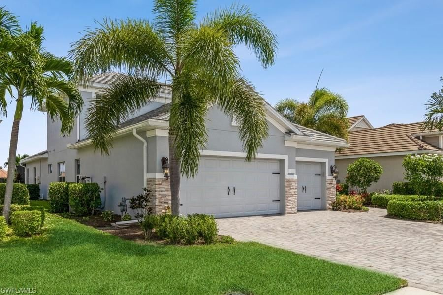 4536 Watercolor Way, Fort Myers, FL 33966 - #: 221053180