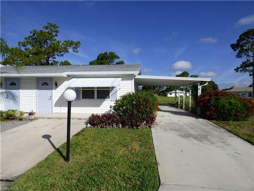 Photo of 25 Pinewood Boulevard, LEHIGH ACRES, FL 33936 (MLS # 221041186)