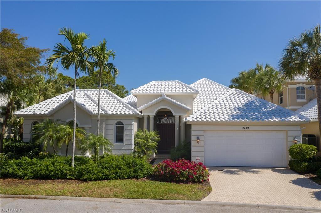 4252 Sanctuary Way, Bonita Springs, FL 34134 - MLS#: 221027191