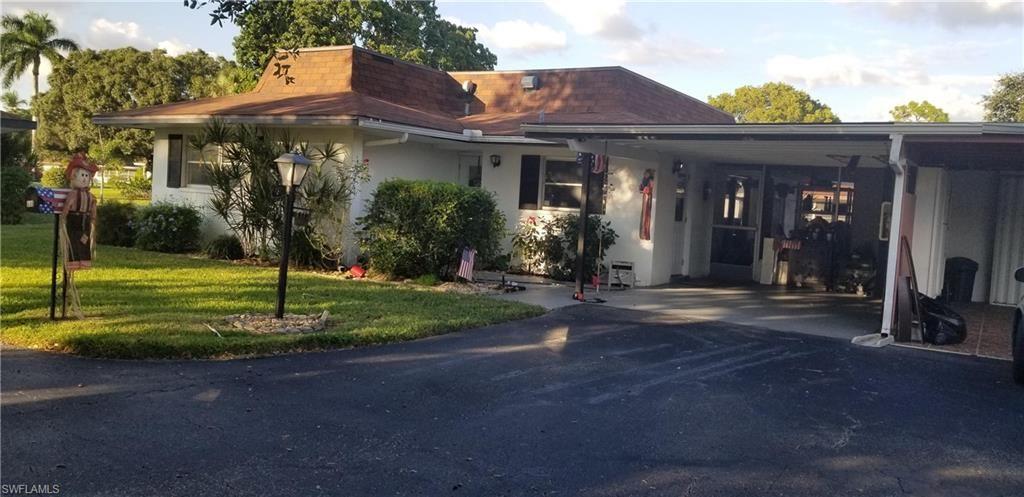 511 Pangola Drive, North Fort Myers, FL 33903 - #: 220073193