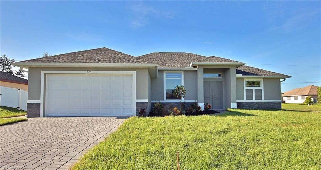 628 NE 1st Avenue, Cape Coral, FL 33909 - #: 220072195