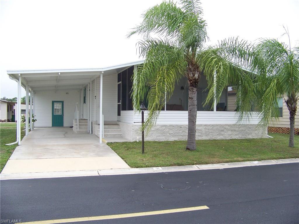 15550 Burnt Store Road #91, Punta Gorda, FL 33955 - #: 219083197