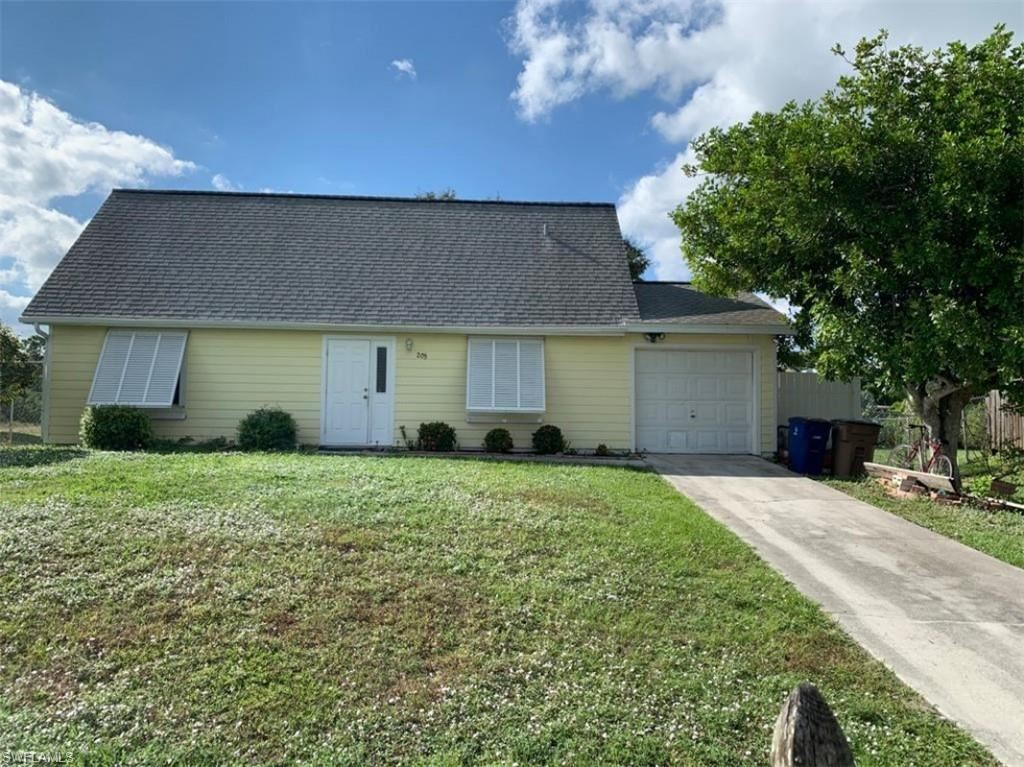 205 Jack Avenue N, Lehigh Acres, FL 33971 - #: 220073197