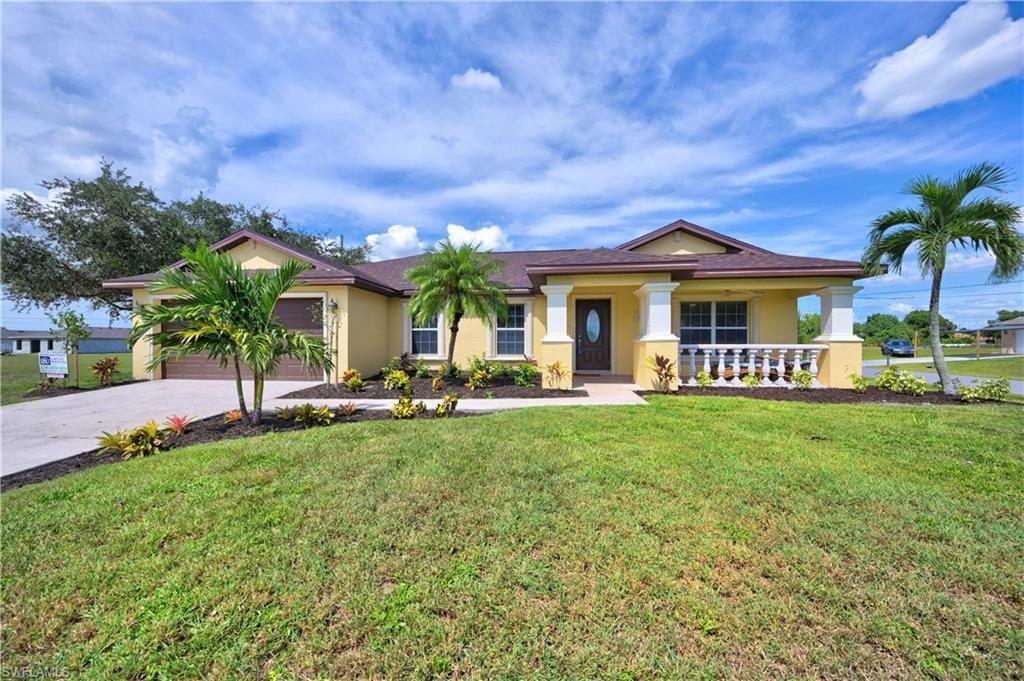 1401 SW Embers Terrace, Cape Coral, FL 33991 - #: 221070197