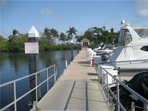 Photo of Boat Dock, FORT MYERS, FL 33908 (MLS # 219019204)