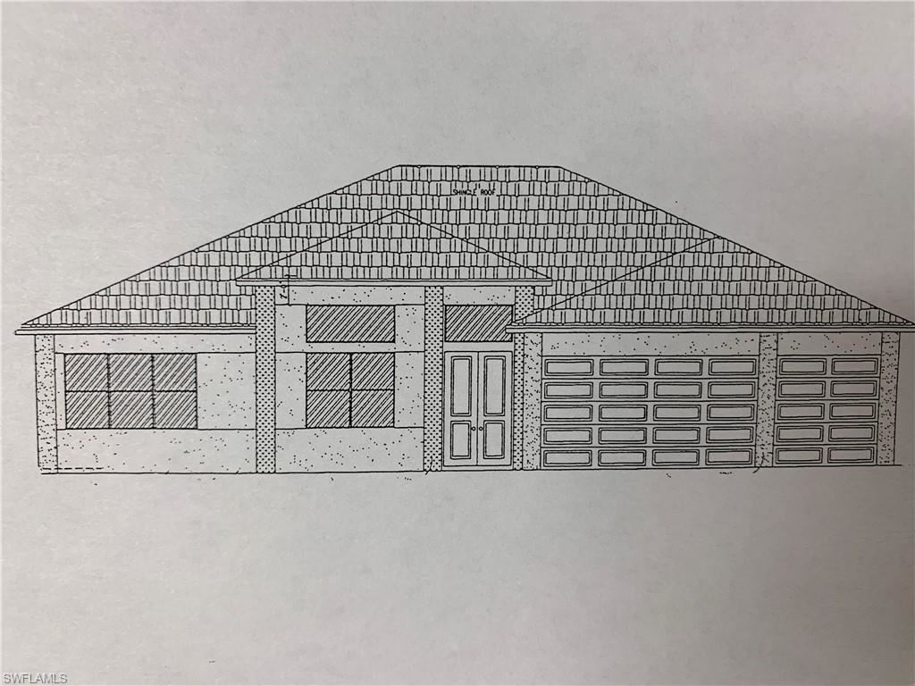1017 NW 38th Place, Cape Coral, FL 33993 - #: 220066209