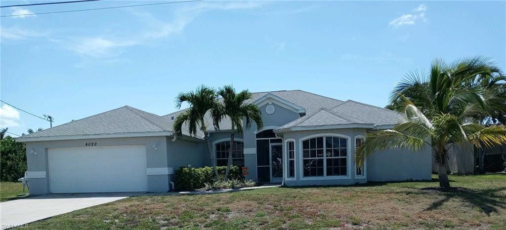 4020 SW 5th Avenue, Cape Coral, FL 33914 - #: 221056211