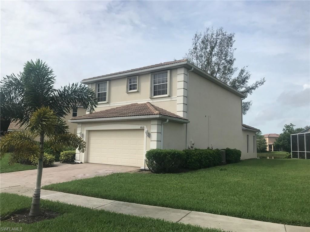8820 Spring Mountain Way, Fort Myers, FL 33908 - #: 220040216