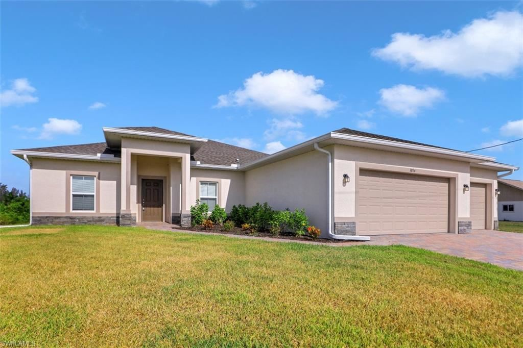 1814 NW 37th Place, Cape Coral, FL 33993 - #: 220042217